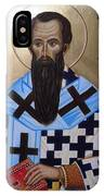 Saint Vasilios IPhone Case