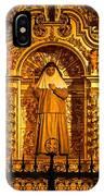 Saints Chapel IPhone Case