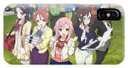 Sakura Quest IPhone Case