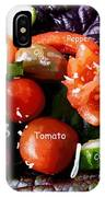 Salad IPhone Case