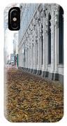 Autumn In Salem IPhone Case