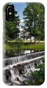 Salmon Falls River Dam IPhone Case