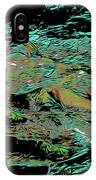 Salmon Run 10 IPhone Case