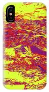 Salmon Run 6 IPhone Case