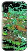 Salmon Run 9 IPhone Case