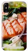 Salmon Salad IPhone Case