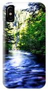 Salt Creek Falls IPhone Case