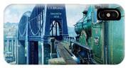 Saltash Bridge. IPhone Case