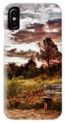 Saltmarsh Set A Spell IPhone Case