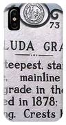 Saluda Grade IPhone Case