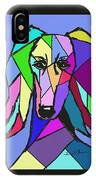 Saluki Colors IPhone Case