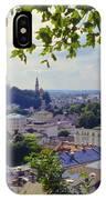 Salzburg City View Four IPhone Case