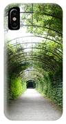 Salzburg Garden Arbor IPhone Case