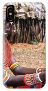 Samburu Beauty IPhone Case