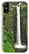 Samoan Falls 2 IPhone Case