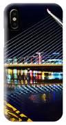 Samuel Beckett Bridge 5 IPhone Case