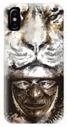 Samurai - Warrior Soul. IPhone X Case
