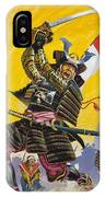 Samurai Warriors IPhone Case
