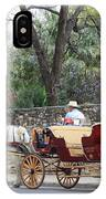 San Antonio Carriage IPhone Case