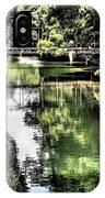 San Antonio River Scenic IPhone Case