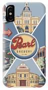 San Antonio's Pearl IPhone Case