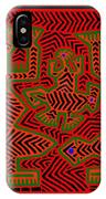 San Blas Shaman Spirits IPhone Case