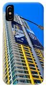 San Diego Apartment Tower IPhone Case