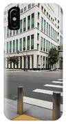 San Diego Hall Of Justice IPhone Case
