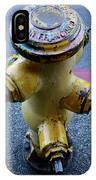 San Fran Hydrant IPhone Case