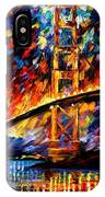 San Francisco - Golden Gate IPhone Case