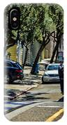 San Francisco, Cable Cars -1 IPhone Case