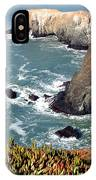 Marin Headlands Bunker IPhone Case