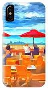 San Francisco Skyline From Alameda  IPhone Case