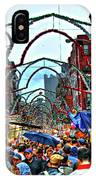 San Gennaro Festival IPhone Case