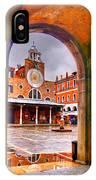 San Giacomo IPhone Case