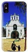 San Juan Chamula Church In Chiapas, Mexico IPhone Case