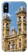 City Hall - San Sebastian - Spain IPhone Case