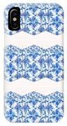 Sand Dollar Delight Pattern 4 IPhone Case by Monique Faella