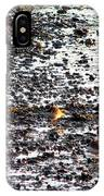 Sand Pipers At Dawn IPhone Case