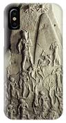 Sandstone Stele IPhone Case