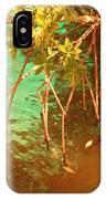 Sanibel Mangroves IPhone Case
