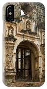 Santa Clara Antigua Guatemala Ruins 2 IPhone Case