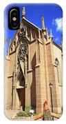 Santa Fe Church IPhone Case