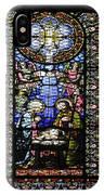 Santa Maria De Montserrat Abbey 1 IPhone Case