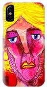 Santia Sour Face 1060 IPhone Case