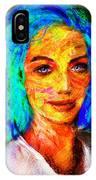Santia True Colors 673 IPhone Case
