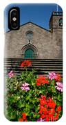Sao Miguel Arcanjo Church IPhone Case