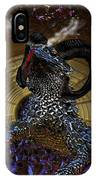 Saphira The Dragonlord IPhone Case