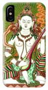Saraswati 11 IPhone Case