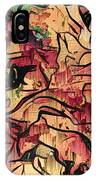 Sargam Abstract A1 IPhone Case